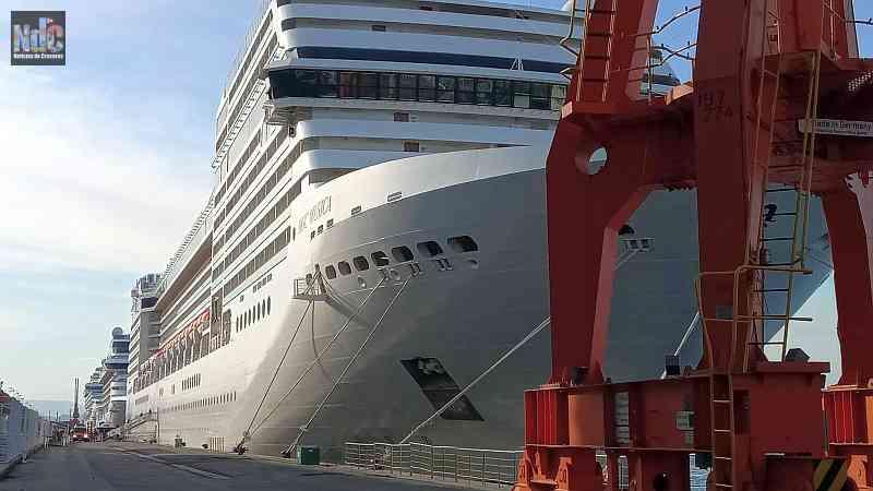 Puertos de Cruceros, Pier Mauá en Río de Janeiro