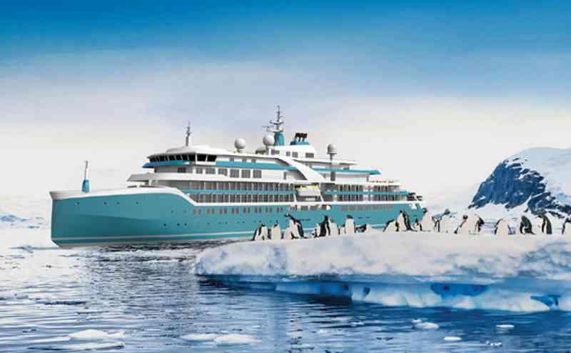 Vega 1 y Vega 2 serán los dos primeros buques de Swan Hellenic